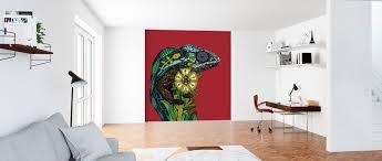 Chameleon Trendy Wall Mural Photowall