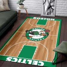Boston Celtics Nba Rug