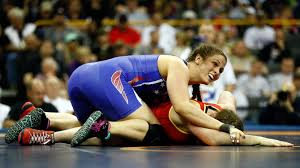 Five-time world champ Adeline Gray has changed the face of wrestling