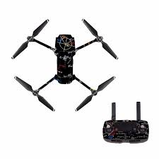 M0058 Math For Dji Mavic Pro Decal Skin Sticker Drone Body Remote Controller 3 Battery Protection Film Cover Camera Drone Decals Aliexpress