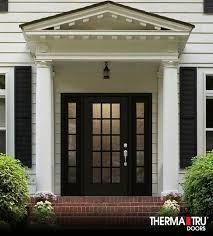 therma tru smooth star fiberglass door