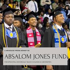 Absalom Jones Fund Collection | Episcopal Diocese of Oklahoma