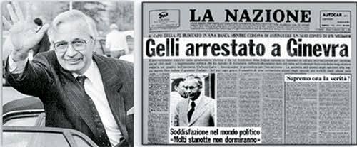 """Kont Licio Gelli ile ilgili görsel sonucu"""""""