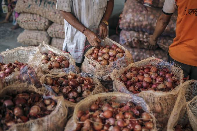 """Image result for India to Import 100,000 Tons of Onions to Keep Prices in Check"""""""