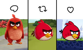 angrybirds hashtag on Twitter