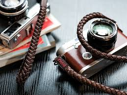 Whip-Natural | Leather Camera Strap | Leather Camera Straps ...