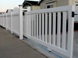 Vinyl Rolling Gate Design Ideas Pictures Vinyl Concepts Backyard Gates Gate Design Fence Gate