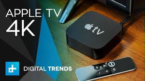 Apple TV 4K - Hands On Review - YouTube