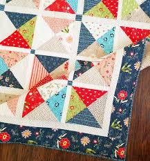 sea glass quilt pattern a quilting life