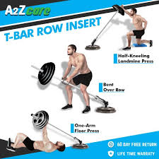 a2zcare bo t bar row plate post