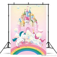 Compre Unicornio Fotografia De Background Telon De Fondo Del