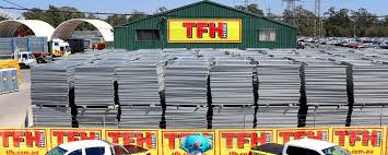 Temporary Fencing Hire Portable Products Tfh Hire Services