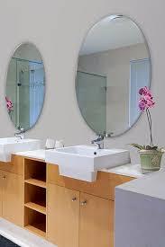 36 x 30 mirror for bathroom oval vanity