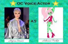 Alyson Stoner as Adriana Parker by RainSketch2017 on DeviantArt