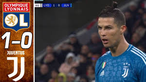 Lyon vs Juventus 1-0 - HIGHLIGHTS and GOALS RESUMEN & GOLES 26/02 ...