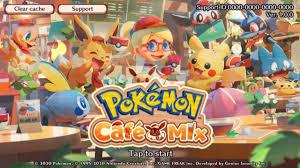 Pokémon Café Mix MOD APK v1.0.4 (Unlimited Golden Acorns ...