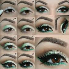fashion freak eye makeup tutorial step