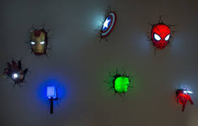 3d Marvel Wall Lights 10 Ways To Make Your Home Look Great And Jazzy Warisan Lighting