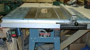 Jet 10 Table Saw