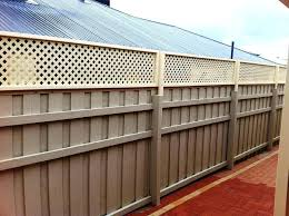Chain Link Fence Height Related Post Extend Chain Link Fence Height For Privacy Backyard Privacy Backyard Fences Lattice Fence