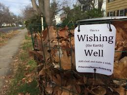 Princeton Nature Notes Composting Options How To Build A Wishing The Earth Well