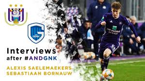 Highlights + Saelemaekers & Bornauw after #ANDGNK - YouTube