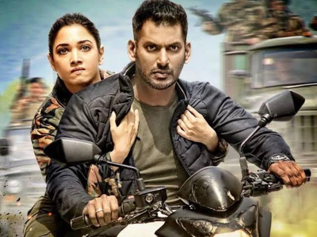 "Image result for action movie vishal"""