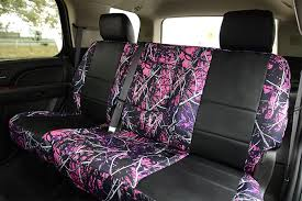 muddy girl camo seat covers pink camo