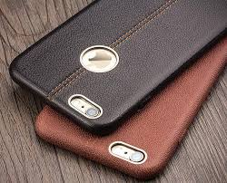 iphone 6s plus leather back cover at rs