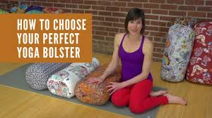 how to choose your perfect bolster with