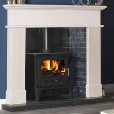 pisa portuguese limestone fireplace