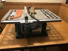 Makita Model 2708 Benchtop Portable Table Saw 4500 Rpm For Sale Online Ebay