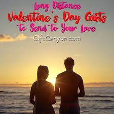 long distance valentine s day gifts to