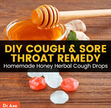 cough drops made from scratch with