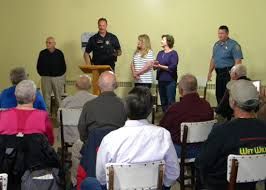 Fort Wayne Police officer honored for help with Chronic Problem Property  ordinance | News, Sports, Jobs - News-Sentinel