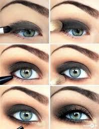 smokey eye makeup tutorial step by step
