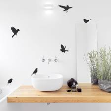 Set Of Birds Wall Decal