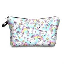 3d printing unicorn cosmetic bag