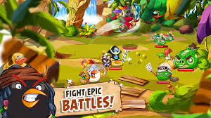 Angry Birds Epic RPG 3.0.27463.4821 Download Android APK