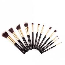 cs makeup brush set beauty from