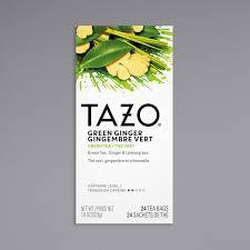 tazo green ginger tea bags 24 box