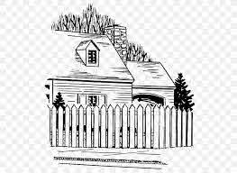 Picket Fence White House Clip Art Png 542x600px Picket Fence Arch Architecture Area Back Garden Download