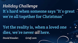 com holiday challenge it s hard when someone says it s great