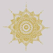 Shop Mandala Wall Decal Overstock 31638535