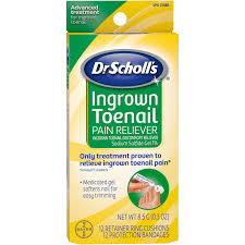 ingrown toenail pain reliever