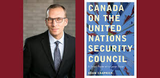 Canadian Forces College professor's book on United Nations Security Council  makes shortlist for prestigious writing award - Canadian Military Family  Magazine