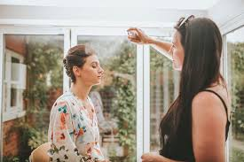 mobile wedding hair and makeup sus