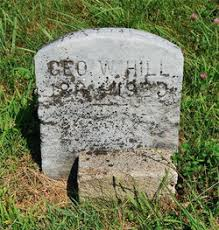 George W Hill (1861-1920) - Find A Grave Memorial