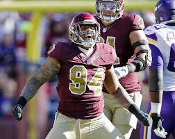 Redskins veterans, coaches stay on Preston Smith 'like a jockey' |  Professional Sports | richmond.com