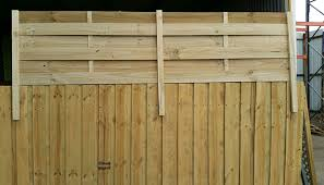 2400 X 600 Heavy Duty Woven Fence Extension Screening Solutions By Lattice Factory